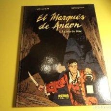 Cómics: EL MARQUES DE ANAON. Nº 1. NORMA. (A-A). Lote 159785030