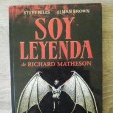 Cómics: SOY LEYENDA STEVE NILES ELMAN BROWN NORMA COMIC MUY BUENO. Lote 192826118