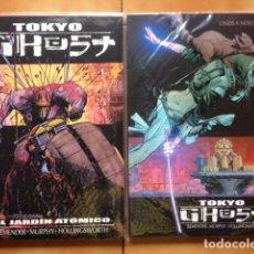 Cómics: TOKYO GHOST TOMO 1 Y 2 ¡ COMPLETA ! RICK REMENDER Y SEAN MURPHY - NORMA EDITORIAL. Lote 160022694