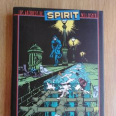 Cómics: LOS ARCHIVOS DE SPIRIT. TOMO Nº 15. WILL EISNER. EDICIÓN DELUJO. NORMA. Lote 160099918