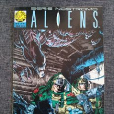 Cómics: NORMA EDITORIAL ALIENS N° 1. Lote 160154569