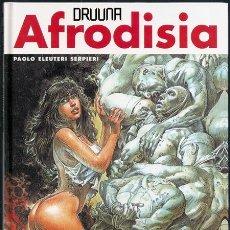 Cómics - Druuna, 6: Afrodisia (Paolo Eleuteri Serpieri) - Norma Editorial, 01/2003, 2ª edición - 160163278