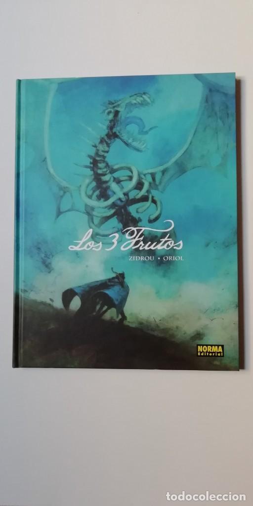 LOS 3 FRUTOS-NORMA-TAPA DURA (Tebeos y Comics - Norma - Comic Europeo)