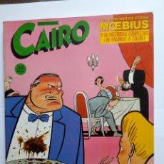 Cómics: CAIRO 58 59 60. Lote 160239878