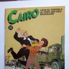 Cómics: CAIRO 46 47 48. Lote 160240409