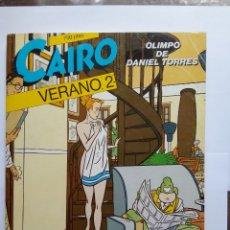 Cómics: CAIRO 40 41 42. Lote 160240625