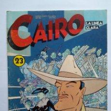Cómics: CAIRO 23. Lote 160241585