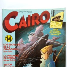 Cómics: CAIRO 14. Lote 160242440