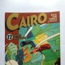 Cómics: CAIRO 12. Lote 160242681