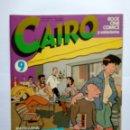 Cómics: CAIRO 9. Lote 160243053