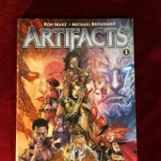 Cómics: TOP COW NORMA - ARTIFACTS 1. Lote 160243170