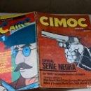 Cómics: COMICS: CIMOC Nº EXTRA ESPECIAL SERIE NEGRA (ABLN). Lote 160248970