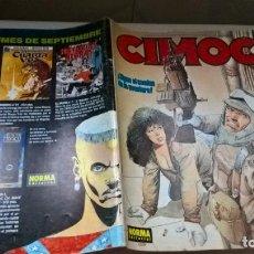 Cómics: COMICS: CIMOC Nº 126 (ABLN). Lote 218503932