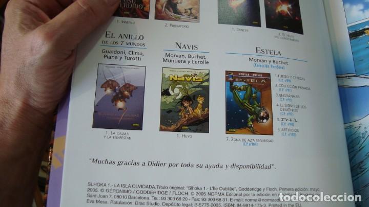Cómics: SLHOKA -COLECCIÓN COMPLETA DE TRES TOMOS - Foto 2 - 160288142