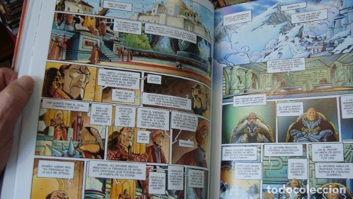 Cómics: SLHOKA -COLECCIÓN COMPLETA DE TRES TOMOS - Foto 4 - 160288142