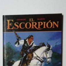 Cómics: EL ESCORPION 2 EL SECRETO DEL PAPA-NORMA. Lote 160439586