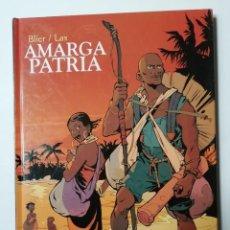Cómics: AMARGA PATRIA-NORMA. Lote 160464538