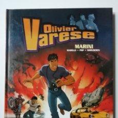 Cómics: OLIVER VARESE INTEGRAL-NORMA. Lote 160467562