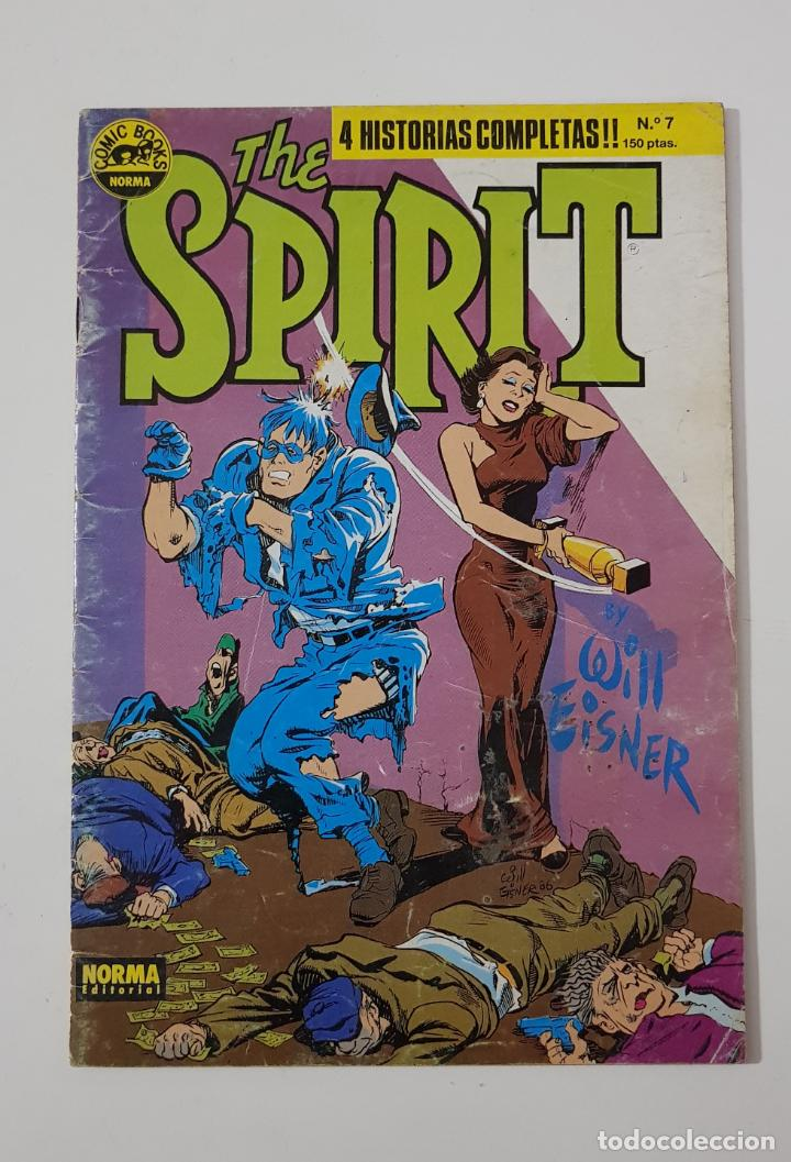 THE SPIRIT DE WILL EISNER Nº 7 NORMA EDITORIAL (Tebeos y Comics - Norma - Comic USA)