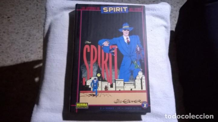 LOS ARCHIVOS DE SPIRIT, NÚMERO 2 (Tebeos y Comics - Norma - Comic USA)