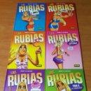 Cómics: LAS RUBIAS COLECCIÓN COMPLETA 6 TOMOS GABY & DZACK. Lote 160536982