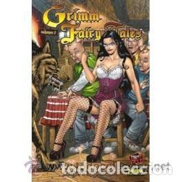 GRIMM FAIRY TALES , TOMO NUM.2 (COLECCION MADE IN HELL Nº 84). BUSCADO (Tebeos y Comics - Norma - Comic USA)