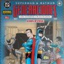 Cómics: COMIC N°1/4 SUPERMAN Y BATMAN GENERACIONES 1939-1945 CUENTO IMAGINARIO 1999. Lote 160670845