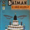 Cómics: COMIC N°6/7 BATMAN EL LARGO HALLOWEEN 1997. Lote 160679045