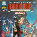 Cómics: COMIC N°4/4 SUPERMAN Y BATMAN GENERACIONES 1999 1929 CUENTO IMAGINARIO 2002. Lote 160680209