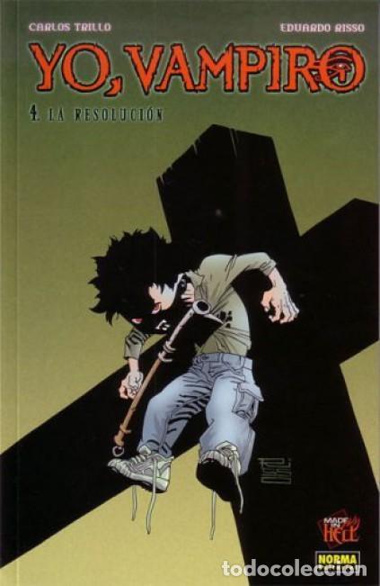 YO, VAMPIRO Nº 4 (TRILLO / RISSO) COL. MADE IN HELL Nº 13 - NORMA - MUY BUEN ESTADO - OFI15 (Tebeos y Comics - Norma - Comic USA)