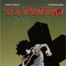 Cómics: YO, VAMPIRO Nº 4 (TRILLO / RISSO) COL. MADE IN HELL Nº 13 - NORMA - MUY BUEN ESTADO - OFI15. Lote 160982822