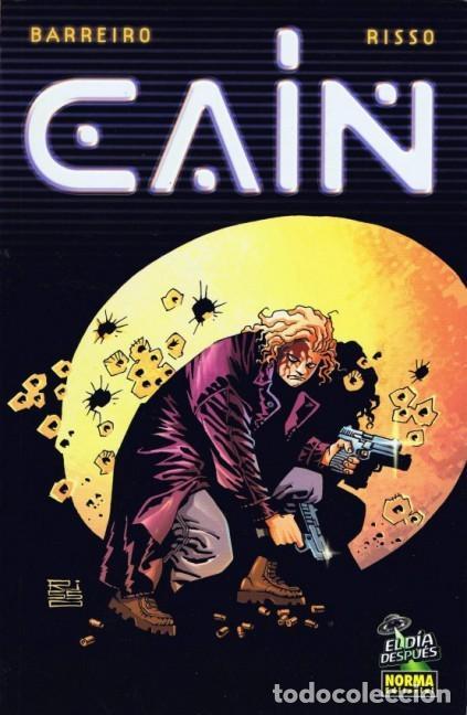 CAIN - COL. EL DIA DESPUES Nº 1 (BARREIRO / RISSO) NORMA - OFF15 (Tebeos y Comics - Norma - Comic USA)