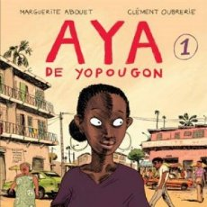 Cómics: AYA DE YOPOUGON Nº 1 (MARGUERITE ABOUET / CLEMENT OUBRERIE) NORMA - CARTONE - BUEN ESTADO - OFI15T. Lote 149362302