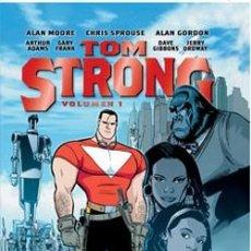 Cómics: TOM STRONG DE ALAN MOORE (EDICIÓN TAPA DURA) Nº 01 (DE 7) AGOTADO Y REBAJADO. Lote 161263630