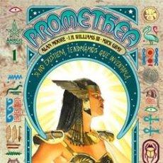 Cómics: PROMETHEA DE ALAN MOORE (EDICIÓN TAPA DURA) Nº 01 (DE 5) AGOTADO Y REBAJADO. Lote 161271918