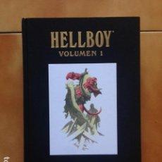 Comics: HELLBOY EDICIÓN INTEGRAL DE LUJO VOL. 1 - MIKE MIGNOLA - JOHN BYRNE - NORMA EDITORIAL. Lote 161424458