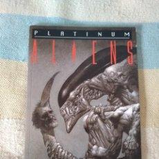 Cómics: ALIENS PLATINUM - TONY AKINS / JOHN ARCUDI / SIMON BISLEY. Lote 161538158