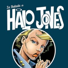 Cómics: CÓMICS. LA BALADA DE HALO JONES - ALAN MOORE/IAN GIBSON/BARBARA NOSENZO (CARTONÉ). Lote 161655242