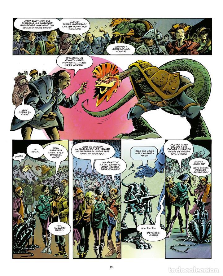 Cómics: Cómics. LA BALADA DE HALO JONES - Alan Moore/IAN GIBSON/BARBARA NOSENZO (Cartoné) - Foto 4 - 161655242