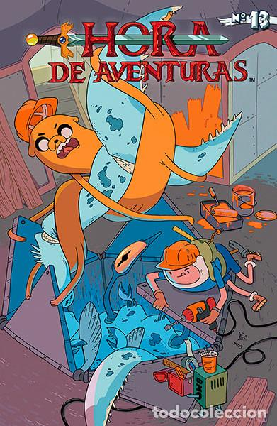 CÓMICS. HORA DE AVENTURAS 13 - HASTINGS/MCGINTY/MAARTA LAIHO (Tebeos y Comics - Norma - Comic USA)