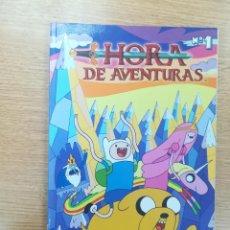 Comics - HORA DE AVENTURAS #1 - 161794102