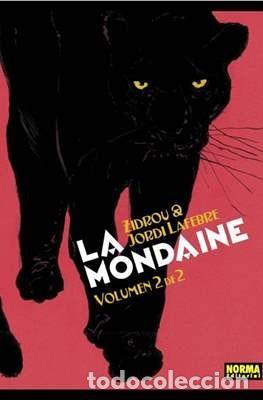LA MONDAINE COMPLETA 2 TOMOS - ZIDROU & JORDI LAFEBRE NORMA (Tebeos y Comics - Norma - Comic Europeo)