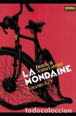 Cómics: LA MONDAINE COMPLETA 2 TOMOS - ZIDROU & JORDI LAFEBRE NORMA - Foto 2 - 162109122