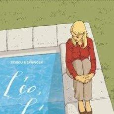 Cómics: LEO LEA - ZIDROU & BENOIT SPRINGER - NORMA ED.. Lote 162109402