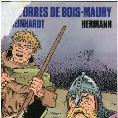 Cómics: CIMOC EXTRA COLOR Nº 101 .LAS TORRES DE BOIS-MAURY 4. HERMANN. C-34. Lote 174921263