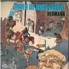 Cómics: CIMOC EXTRA COLOR Nº 106 .LAS TORRES DE BOIS-MAURY 5. HERMANN. C-34. Lote 162116142