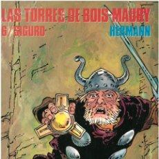 Cómics: CIMOC EXTRA COLOR Nº 114 .LAS TORRES DE BOIS-MAURY 6. HERMANN. C-34. Lote 174921229
