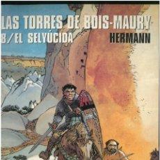 Cómics: CIMOC EXTRA COLOR Nº 114 .LAS TORRES DE BOIS-MAURY 8. HERMANN. C-34. Lote 162116410