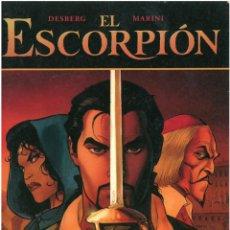 Cómics: CIMOC EXTRA COLOR Nº 181. EL ESCORPION 1. LA MARCA DEL DIABLO. MARINI. C-34. Lote 162116678