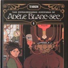 Cómics: ADELE BLANC-SEC VOL. 1. Lote 220473146